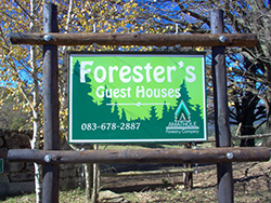 Forester's Guest House
